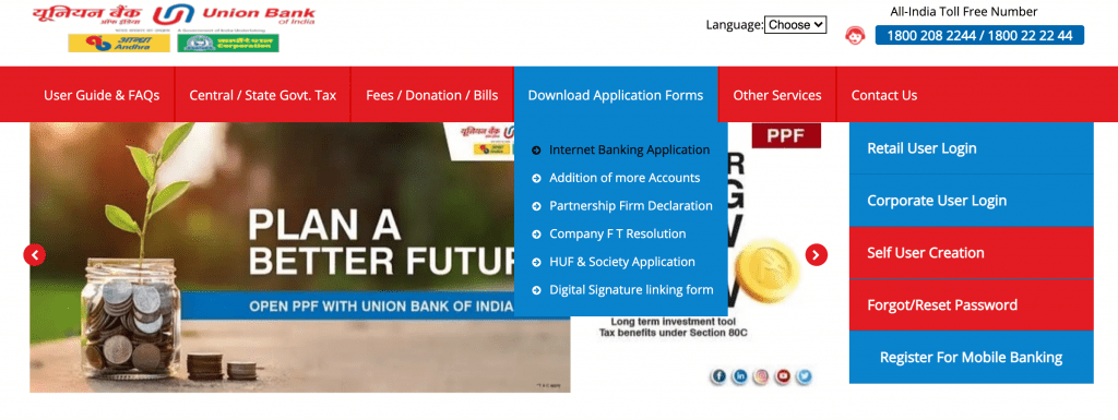 Corporation Bank Net Banking Activation For First Time Users