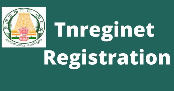 Tnreginet: Registration, Tnreginet. Gov. In Guide Value Search, Know Jurisdiction, Apply Ec